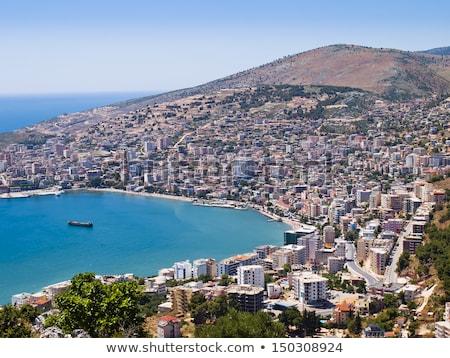 albania ionian coast Stock photo © travelphotography