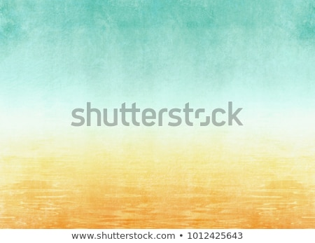 abstract summer theme background stock photo © rioillustrator