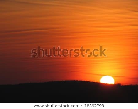 venetiaanse · Italië · zonsondergang · achter · hemel · water - stockfoto © chesterf
