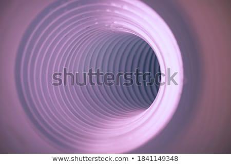 Kleurrijk swirl illustratie licht achtergrond kunst Stockfoto © ankarb