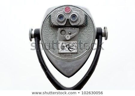 coin operated viewfinder stock photo © kheat