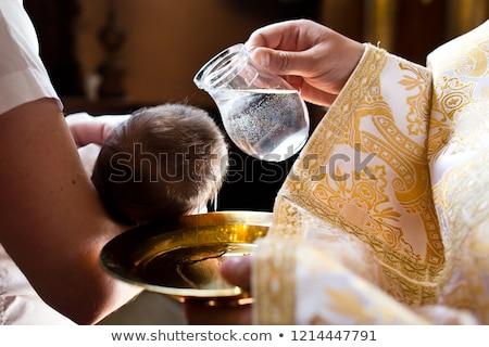 Baptism Stock photo © devon