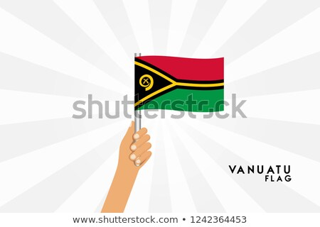 небольшой · флаг · карта · избирательный · подход · фон · полиции - Сток-фото © tashatuvango