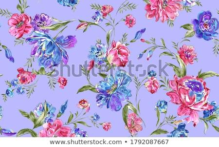 Floral Texture Stock photo © derocz