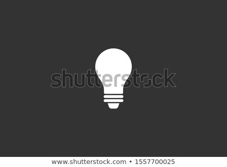 energy simple icon on white background stock photo © tkacchuk