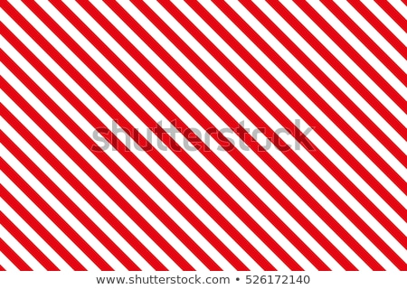 Diagonal red and white stripes background. stock photo ...