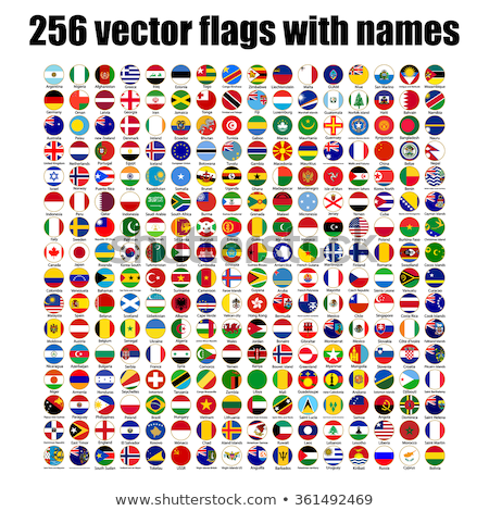 Estland · offiziellen · Flagge · Metall · Farben · geschliffen - stock foto © tkacchuk