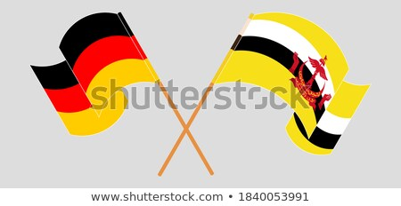 Germany and Brunei Darussalam Stock photo © Istanbul2009