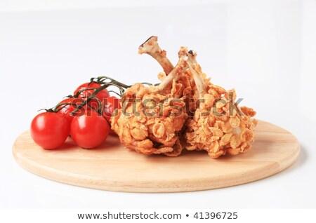 куриные сырой мяса свежие кость Сток-фото © Digifoodstock