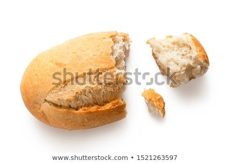 Foto stock: Pieza · pan · torta · grupo · trigo · desayuno