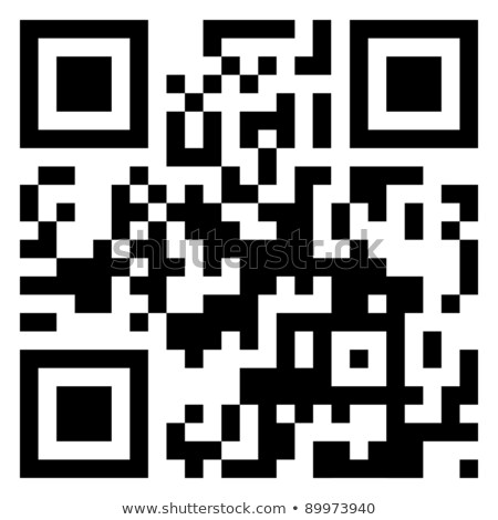 Merry christmas!!! data in qr code. EPS 8 Stock photo © beholdereye