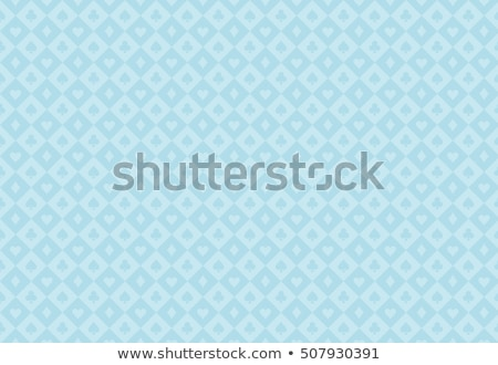 minimalistic blue poker background with seamless texture composed from card symbols stock photo © liliwhite