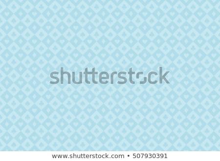 Minimalista kék póker végtelenített textúra kártya Stock fotó © liliwhite