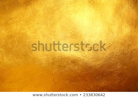 Golden metallic background with scratches Stock photo © Zerbor