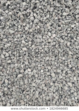 Lots of dirty rubble stones close up. Stock photo © latent