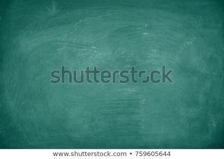 groene · schoolbord · muur · foto · hoog - stockfoto © dawesign