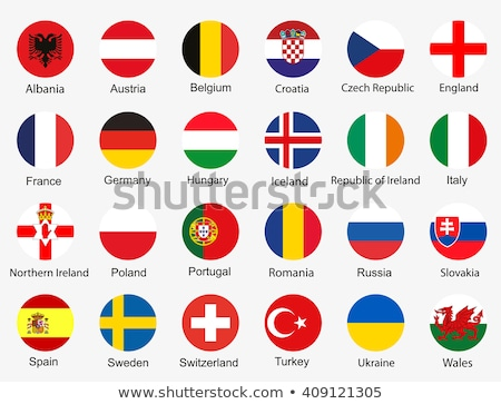 Германия евро флаг звезды Сток-фото © soup22