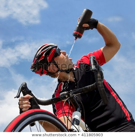 An extreme refreshing. Stock photo © Fisher