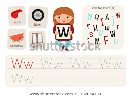 juego · educativo · ninos · adultos · desarrollo · lógica - foto stock © olena