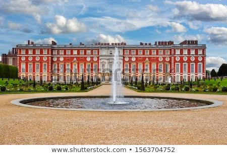 Groot rechter museum Parijs hemel tuin Stockfoto © vapi