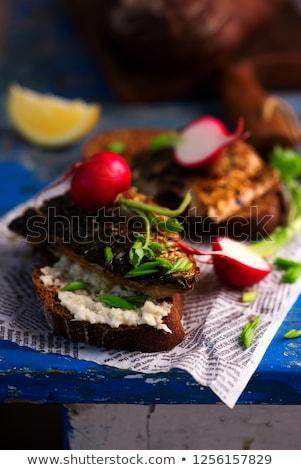 セイヨウワサビ · ソース · サラダドレッシング · マヨネーズ · 野菜 · クリーム - ストックフォト © zoryanchik