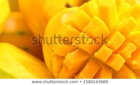 свежие · манго · разделочная · доска · тропические - Сток-фото © aladin66