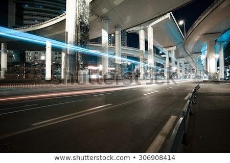 street overpass stock photo © rognar