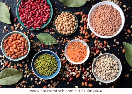 Grains pulses and beans Stock photo © ziprashantzi