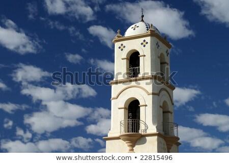 Oficina de correos torre mojón California cielo edificio Foto stock © hlehnerer