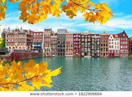 The historic architecture in Netherlands Stock photo © photocreo