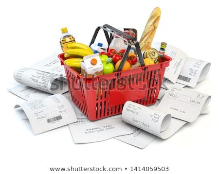 Expensive food Stock photo © manaemedia