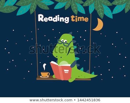 Sleep Time Stories stock photo © ozgur