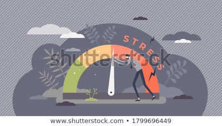 emotional stress stock photo © lightsource