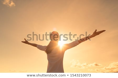 Overcoming Adversity Stock photo © Lightsource