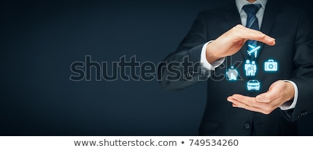 financial insurance concept stock photo © grazvydas
