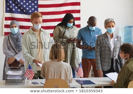 election of a government Stock photo © xedos45
