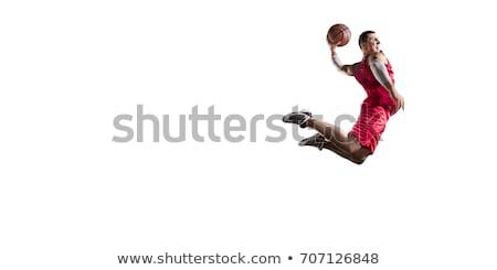 Player Dunking Stock photo © ArenaCreative