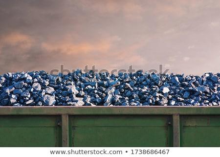 Rail freight car Stock photo © vlad_star