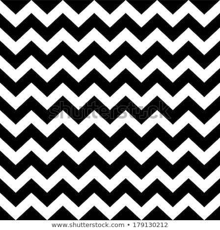 seamless retro zig zag pattern  Stock photo © creative_stock