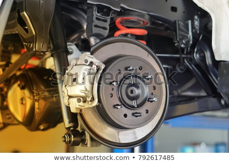 car brake system stock photo © mady70