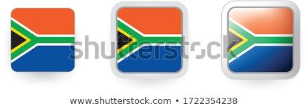 Arbeid groene vector icon knop internet Stockfoto © rizwanali3d