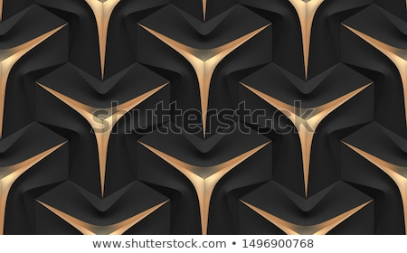 Metallico star sollievo pattern texture design Foto d'archivio © Balefire9