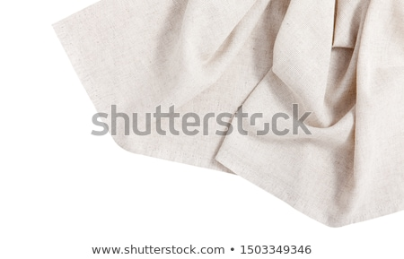 Linen napkin stock photo © Digifoodstock