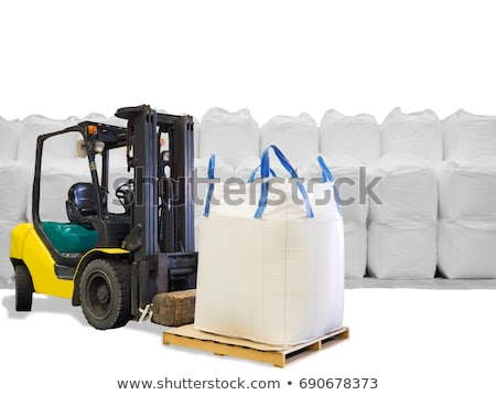 stack of big bag contain  Stock photo © papa1266
