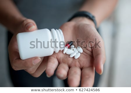 prescription abuse stock photo © kentoh