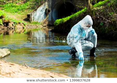 Contaminated Water Concept Stock photo © Lightsource