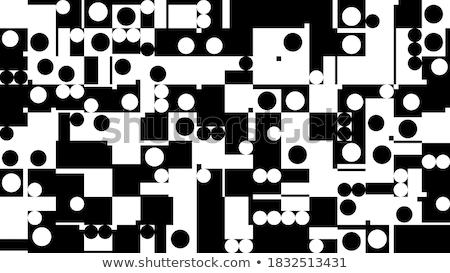 Szürke fekete zene feliratok fehér végtelen minta Stock fotó © Evgeny89