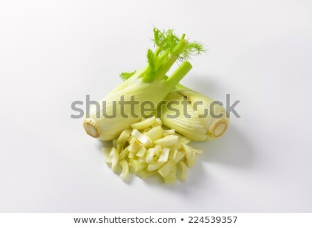 chopped fennel Stock photo © Digifoodstock