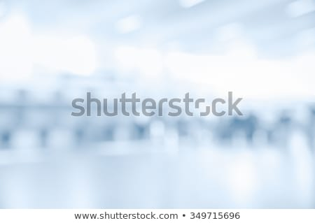 Defocused blur background of corridor in hospital Stock photo © nenovbrothers