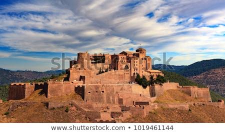 mooie · kasteel · Spanje · huis - stockfoto © nobilior